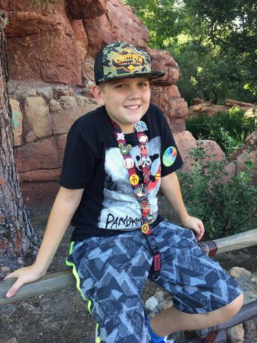 Jake @ Disneyland