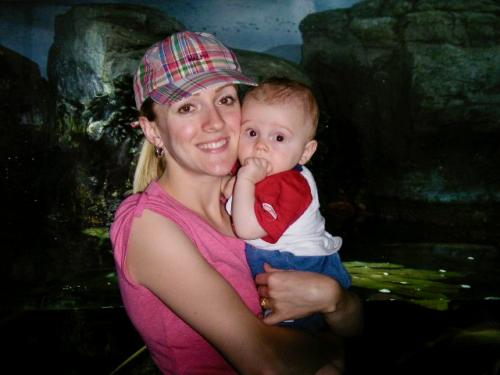 Mom & Jake